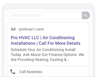 HVAC Advertising