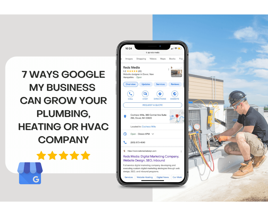 How Google My Business Can Help Your HVAC Business